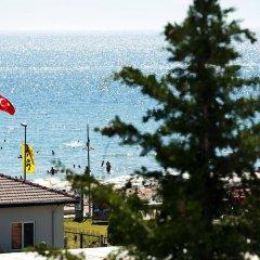 Отель Villa Adora Beach пляж