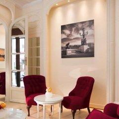 Hotel Queen Mary Paris комната для гостей фото 6