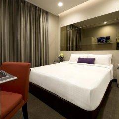 Отель V Bencoolen Сингапур комната для гостей фото 2