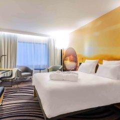 Отель Novotel Wroclaw Centrum комната для гостей фото 5