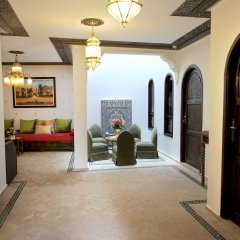 Отель Dar Yasmine Марокко, Танжер - отзывы, цены и фото номеров - забронировать отель Dar Yasmine онлайн интерьер отеля фото 3