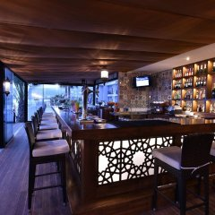 Отель Alaaddin Beach Аланья гостиничный бар