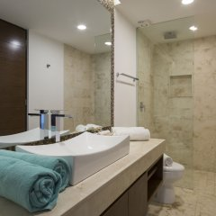 Отель Anah Suites By Turquoise Плая-дель-Кармен ванная фото 2
