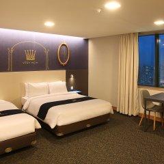 Отель Skypark Kingstown Dongdaemun Южная Корея, Сеул - отзывы, цены и фото номеров - забронировать отель Skypark Kingstown Dongdaemun онлайн комната для гостей фото 5