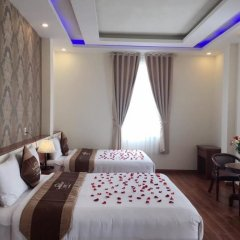 Queen Villa Hotel Далат комната для гостей фото 2
