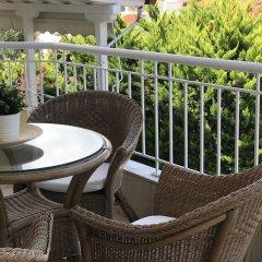 Отель Sand & Sea design apartment Греция, Пефкохори - отзывы, цены и фото номеров - забронировать отель Sand & Sea design apartment онлайн балкон