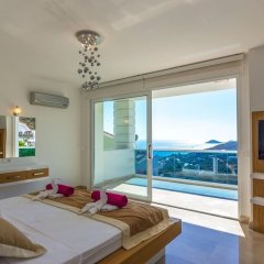 Villa Kiziltas 1 Турция, Калкан - отзывы, цены и фото номеров - забронировать отель Villa Kiziltas 1 онлайн комната для гостей фото 5