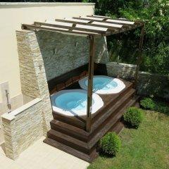 Albizia Beach Hotel бассейн