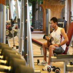 Отель Centara Grand Mirage Beach Resort Pattaya фитнесс-зал фото 4