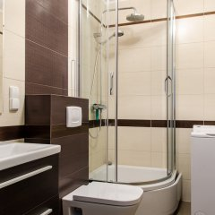 Отель Horison Apartments Польша, Вроцлав - отзывы, цены и фото номеров - забронировать отель Horison Apartments онлайн ванная фото 2