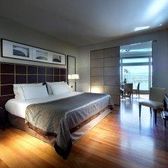 Отель Eurostars Grand Marina 5* Люкс с различными типами кроватей фото 9