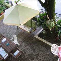 Отель Villa Mirna Римини балкон