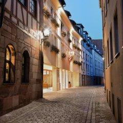 Hotel Agneshof Nürnberg парковка