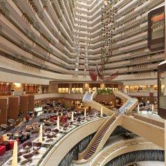Отель PARKROYAL COLLECTION Marina Bay Сингапур спортивное сооружение