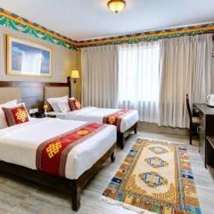 Отель Lotus Gems Непал, Катманду - отзывы, цены и фото номеров - забронировать отель Lotus Gems онлайн комната для гостей фото 3