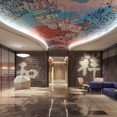 Отель Capri by Fraser China Square Singapore интерьер отеля фото 3