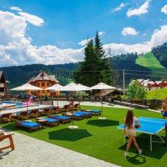 Гостиница Graal resort детские мероприятия