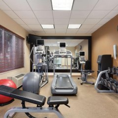 Отель Hilton Garden Inn San Jose/Milpitas фитнесс-зал