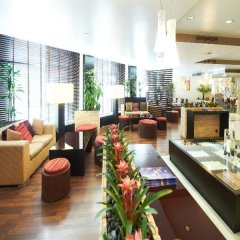 The President - Brussels Hotel интерьер отеля