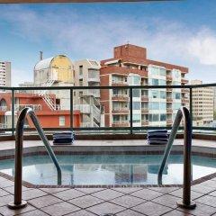 Отель Executive Hotel Vintage Park Канада, Ванкувер - отзывы, цены и фото номеров - забронировать отель Executive Hotel Vintage Park онлайн фитнесс-зал фото 2