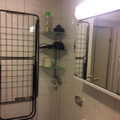 Отель Imatran Portti Финляндия, Иматра - отзывы, цены и фото номеров - забронировать отель Imatran Portti онлайн ванная
