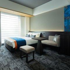 Отель Mitsui Garden Hotel Ginza gochome Япония, Токио - отзывы, цены и фото номеров - забронировать отель Mitsui Garden Hotel Ginza gochome онлайн комната для гостей фото 3