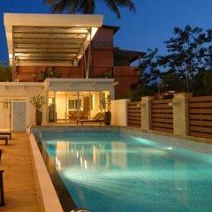 Отель Baan Suwantawe Таиланд, Пхукет - отзывы, цены и фото номеров - забронировать отель Baan Suwantawe онлайн бассейн фото 3