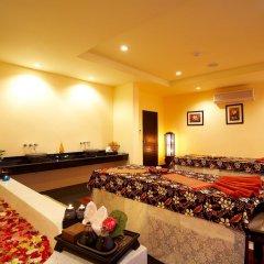 Отель Lanta Cha-da Beach Resort спа