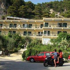 Glyfada Beach Hotel парковка