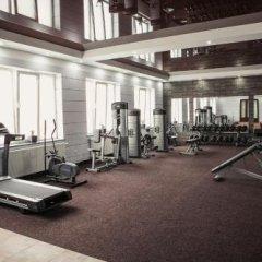 Hotel Illara Свалява фитнесс-зал