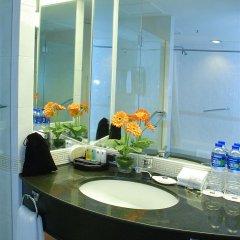 Отель Grand Metropark Xi'an ванная фото 2