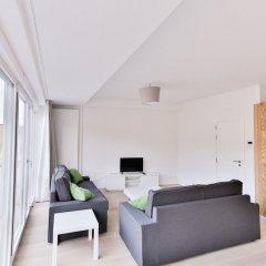 Апартаменты Louise Vleurgat Apartments Брюссель комната для гостей фото 5