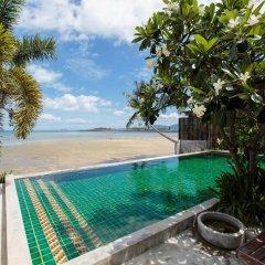 Отель Sam-kah Villa Jade Таиланд, Самуи - отзывы, цены и фото номеров - забронировать отель Sam-kah Villa Jade онлайн бассейн фото 2