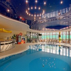 Отель Holiday Inn Bratislava бассейн фото 2