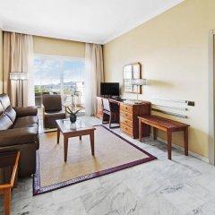Отель Elba Motril Beach & Business Resort Испания, Мотрил - отзывы, цены и фото номеров - забронировать отель Elba Motril Beach & Business Resort онлайн комната для гостей фото 4