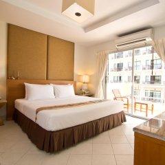 Отель Bella Villa Prima Hotel Таиланд, Паттайя - отзывы, цены и фото номеров - забронировать отель Bella Villa Prima Hotel онлайн комната для гостей фото 2