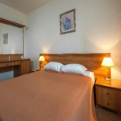 Гостиница Виктория 4* Стандартный номер с двуспальной кроватью фото 9