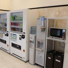 Отель Toyoko Inn Tokyo Monzen-Nakacho Eitaibashi банкомат