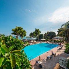 Отель Fontane Bianche Beach Club Фонтане-Бьянке бассейн фото 2