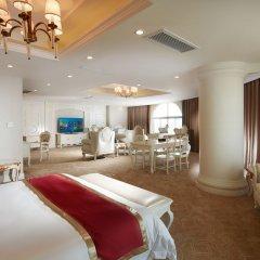 Kaiyuan Manju Select Hotel(Hongqiao Hub National Exhibition Center Sto комната для гостей фото 4