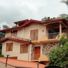 Отель Nilmini Villa Канди балкон
