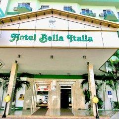 Bella Italia Hotel & Eventos парковка