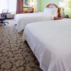 Отель Hilton Garden Inn Bloomington Блумингтон комната для гостей фото 4