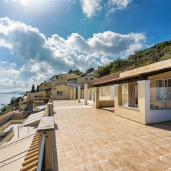 Апартаменты Litharia Apartments Corfu пляж фото 2
