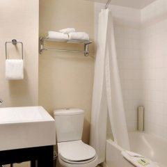 Отель Sandman Hotel Vancouver City Centre Канада, Ванкувер - отзывы, цены и фото номеров - забронировать отель Sandman Hotel Vancouver City Centre онлайн ванная фото 2