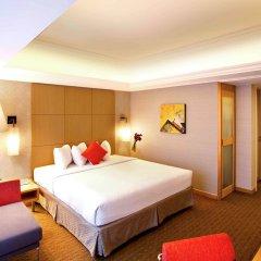 Отель Novotel Singapore Clarke Quay комната для гостей фото 2