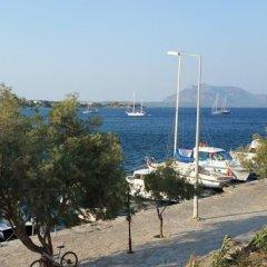 Отель Antalyali Han Otel пляж фото 2