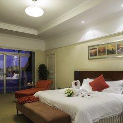 Отель Xiamen International Seaside Hotel Китай, Сямынь - отзывы, цены и фото номеров - забронировать отель Xiamen International Seaside Hotel онлайн комната для гостей фото 5