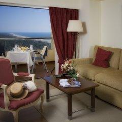 Отель Yellow Praia Monte Gordo комната для гостей фото 2