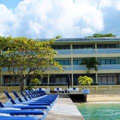 Отель Kaz Kreol Beach Lodge & Wellness Retreat фото 3